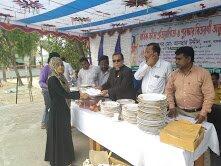 ঝালকাঠি সরকারি কলেজে বার্ষিক ক্রীড়া প্রতিযোগিতা ও পুরস্কার বিতরণ অনুষ্ঠান