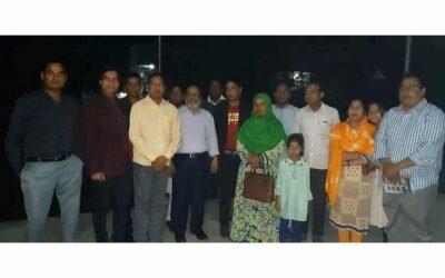 আজ চকরিয়া সরকারি কলেজে জাতির জনক বঙ্গবন্ধু শেখ মুজিবুর রহমানের ৪৪ তম শাহাদাৎ বার্ষিকী ও জাতীয় শোক দিবস পালন