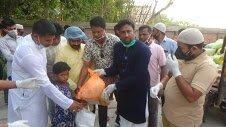 বিশ্বকাপজয়ী অধিনায়কের বাসায় রংপুরের জেলা প্রশাসক