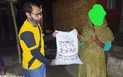 কুমিল্লার লাকসামে বাস রিক্সা মুখোমুখি দুইজন নিহত